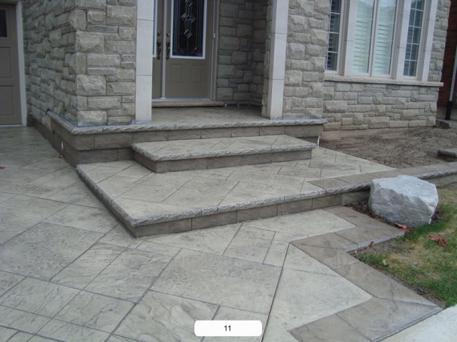 Pro Concrete | Oakville Concrete | Mississauga Concrete | Burlington  Concrete | Patios | Concrete Steps