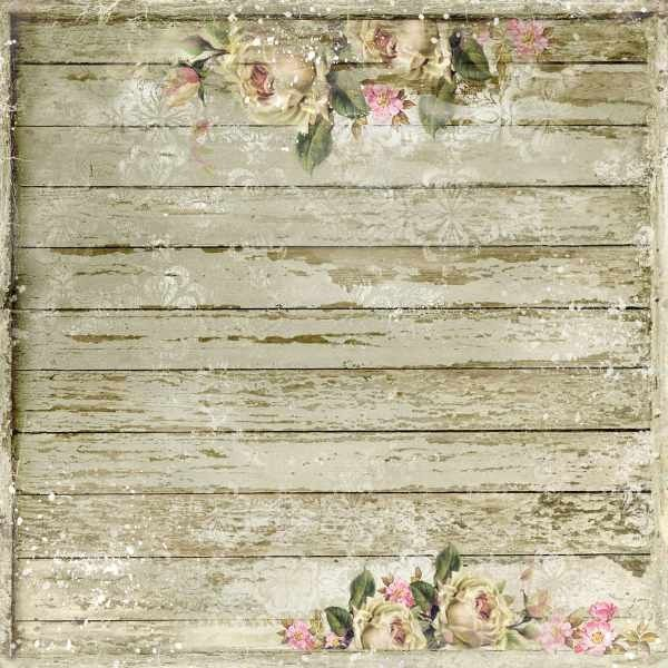 "LOVE LOVE LOVE this paper, LemonCraft - House of Roses - 12x12 Paper - On the Porch,House or Roses"" Collection"