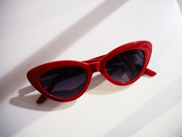 Red cat eye sunglasses (similar to the Celine ones I craved forever ) from next summer 18 collection. Next Summer 18 http://gabriellalundgren.com/next-summer-18