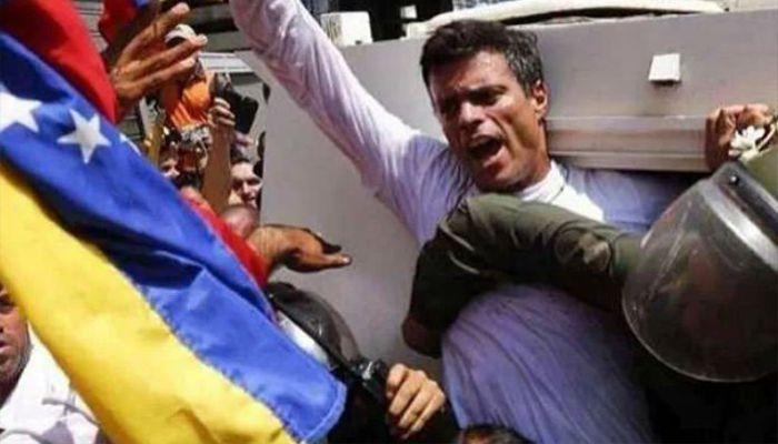 ULTIMA HORA!! Trasladan a Leopoldo Lopez a Hospital Militar sin Signos Vitales (Extraoficial)