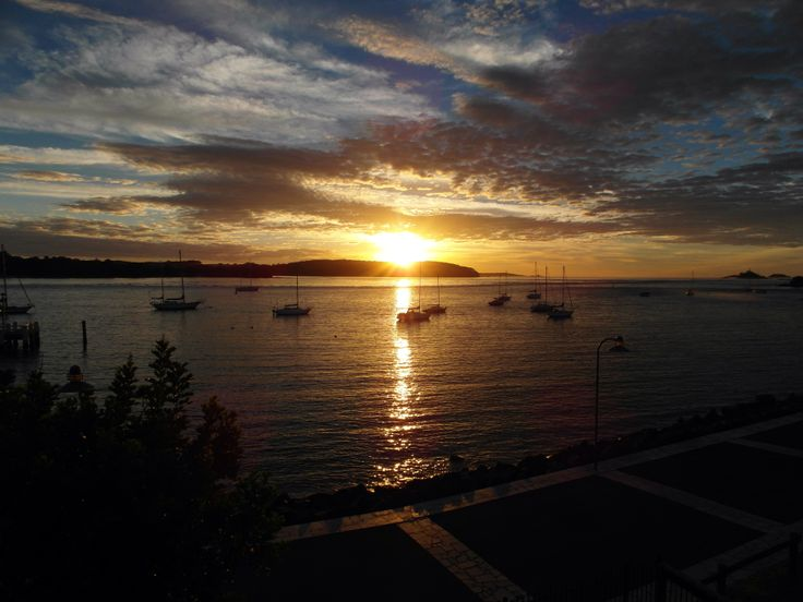 Batemans Bay NSW. Australia. Sunrise