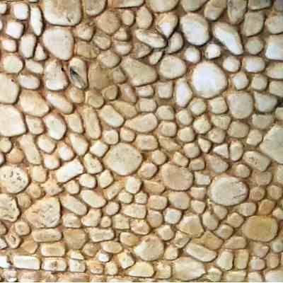 Placa Panel Rio Revestimiento Simil Piedra Poliuretano - $ 715,00 en Mercado Libre