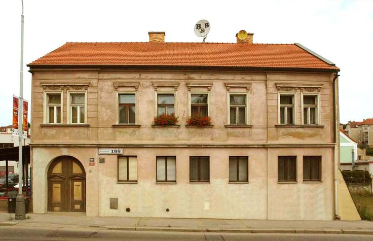Czech Republic Bed & Breakfast rental: Bed and Breakfast U OTY