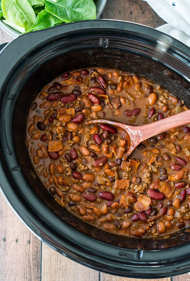 Slow Cooker Ground Beef Recipes Crockpot