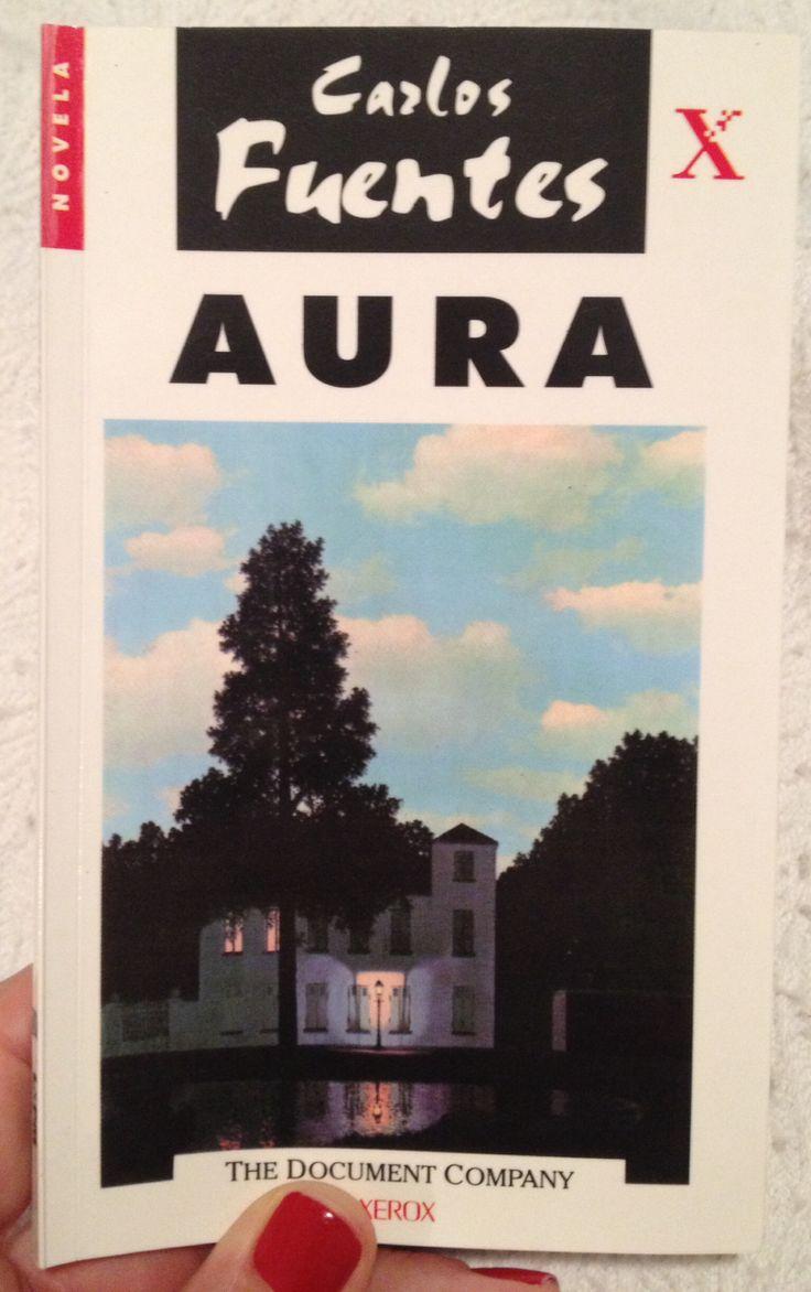 13 Aura - Carlos Fuentes