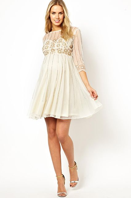 Maternity Wedding Gowns - Pregnancy, Baby Bump Dresses