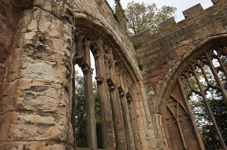 coventry england | Ruins Of St Michaels Cathedral Coventry United Kingdom Photograph