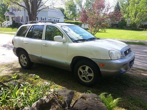 2004 Hyundai Santa Fe - Laconia, NH #0506627446 Oncedriven