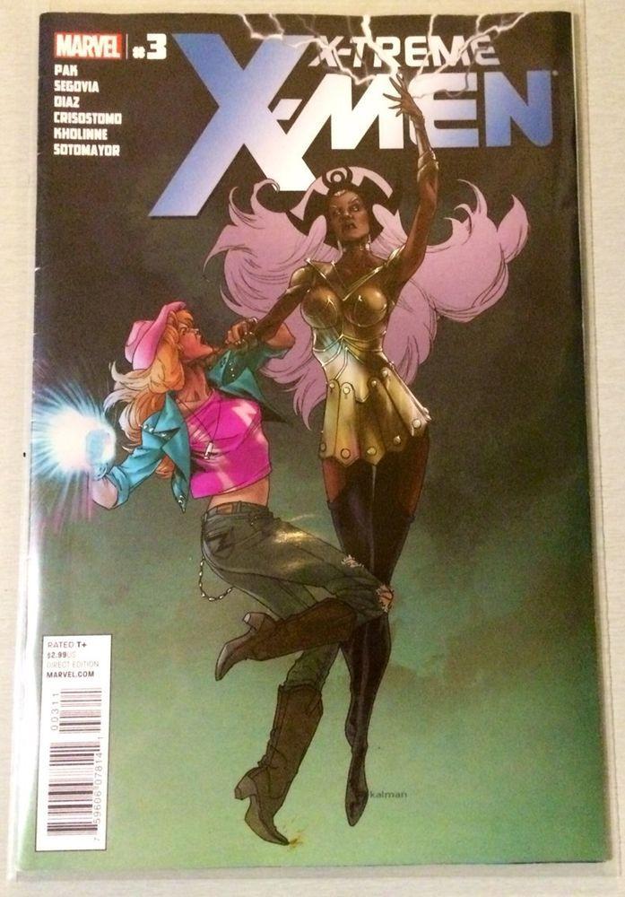 Marvel - #3 - X-Treme X-Men