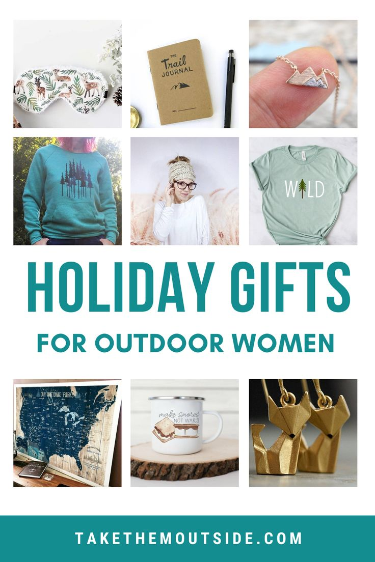 43 gifts the outdoorsy woman will love updated for 2019
