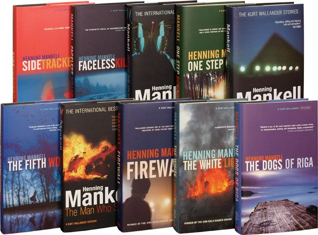 Highly reommend Henning Mankell's Kurt Wallander/Linda Wallander series from 1991-2002, including: Faceless Killers, The Dogs of Riga, The White Lioness, The Man Who Smiled, Sidetracked, The Fifth Woman, One Step Behind, Firewall. Now being filmed for PBS.