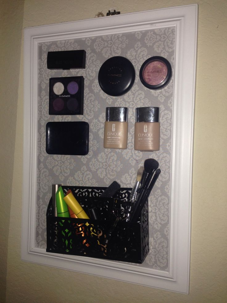 Best 25 Magnetic Makeup Board Ideas On Pinterest