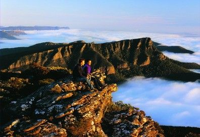 Mount William Lookout, Grampians National Park, Victoria