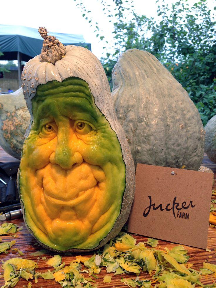 Master Pumpkin Carver Ray Villafane - American Profile