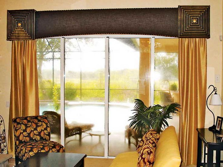 Pictures Of Window Treatments For Sliding Patio Doors: Best 25+ Door Window Treatments Ideas On Pinterest