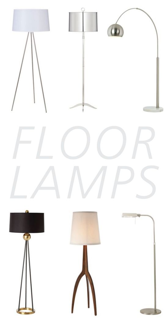 ILLUMINATE YOUR HOME WITH DESIGNER FLOOR LAMPS