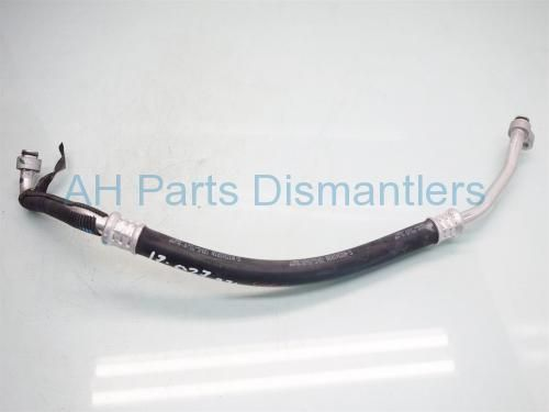 Used 2016 Toyota Corolla AC SUCTION HOSE  88704-0Z180 887040Z180. Purchase from https://ahparts.com/buy-used/2016-Toyota-Corolla-Pipe-Line-AC-SUCTION-HOSE-88704-0Z180-887040Z180/126746-1?utm_source=pinterest