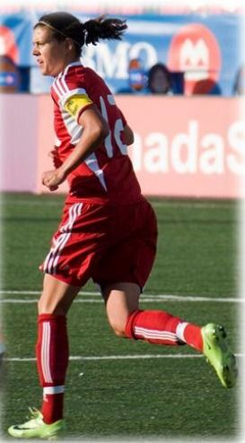 WIN a Soccer Ball signed by Christine Sinclair - Ends June 9, 2013 - CAN