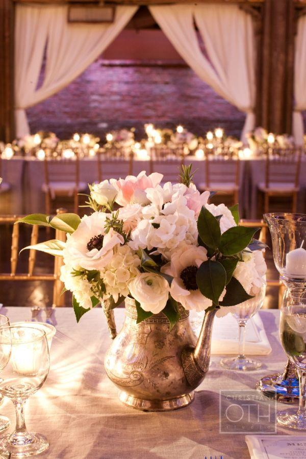 Inspired By An Elegant Winter Wedding By Matthew Robbins + Giveaway. Antique  Wedding DecorationsVintage ...