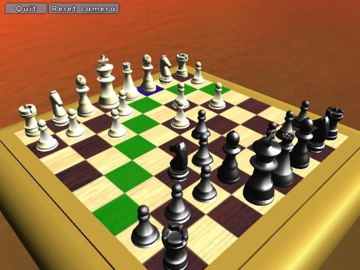 PouetChess es un juego de ajedrez gratis con el código de programación libre, en este juego pueden jugar uno o dos jugadores según se necesite y también contra la maquina.: