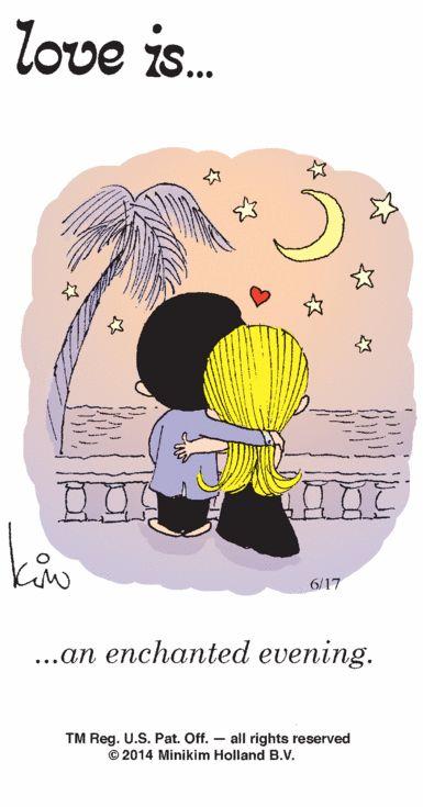 Love is... una serata incantata