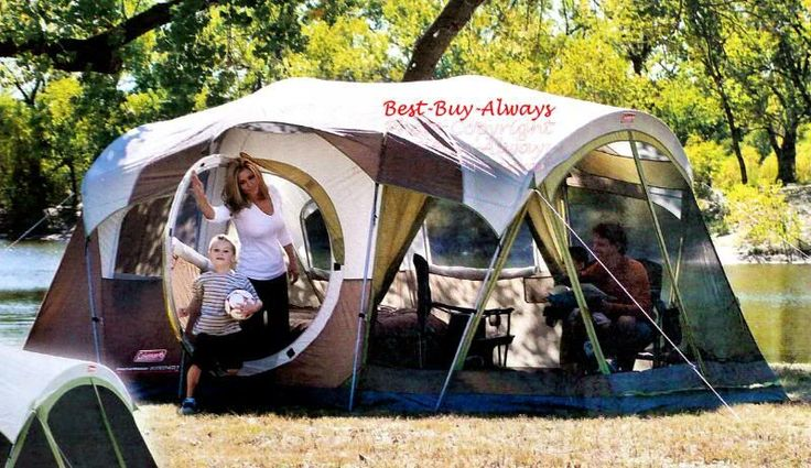 BEST 6 PERSON TENT 2016 reviews tell you best family camping tents for 6 MEN: Large, Durability, High Qual, Low Price, Easy to Use.