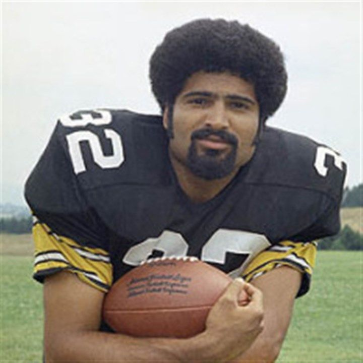 Not only did Franco Harris run his way to the Hall of Fame, he inspired his own army while starring for the Steelers decades ago. Description from post-gazette.com. I searched for this on bing.com/images