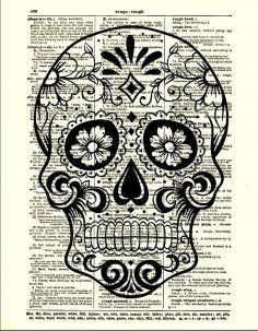 1893 best images about &quot-Skull-a-fied&quot- on Pinterest