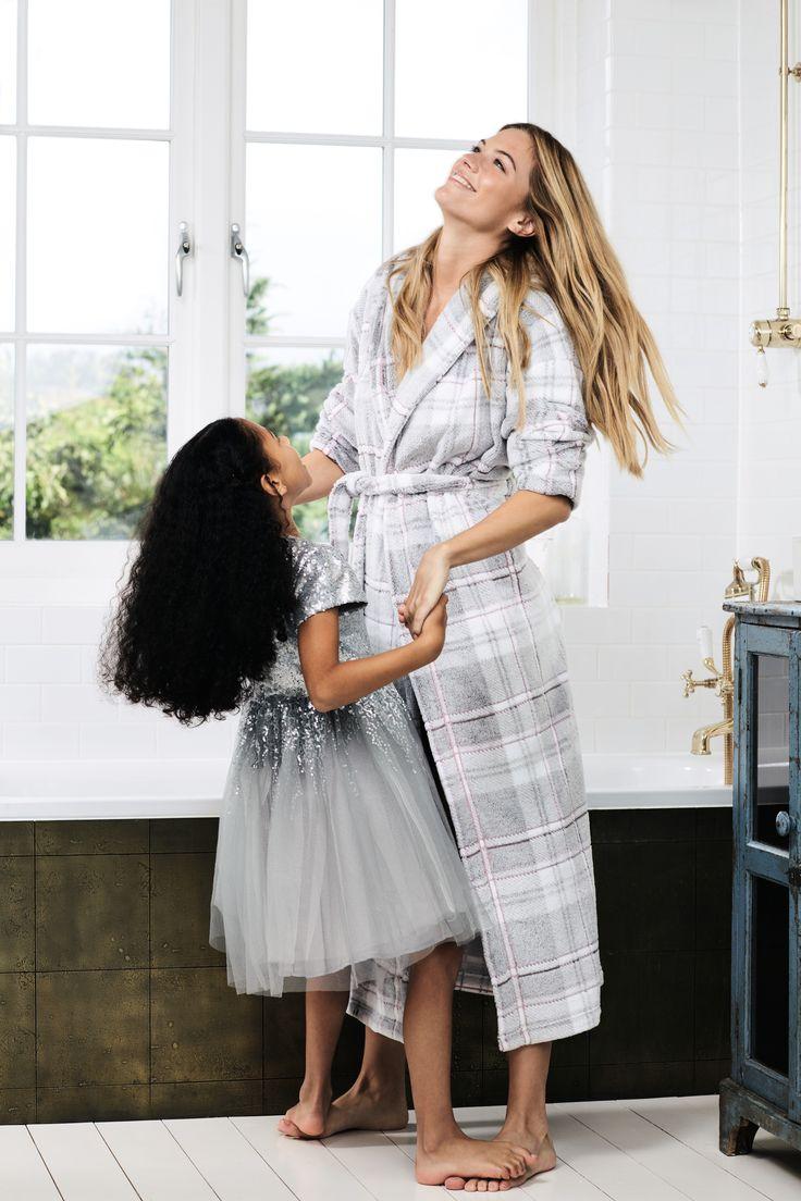 Little Dickins & Jones Girls Sequin Mesh Dress