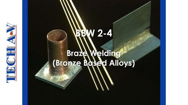 Brazing & Braze Welding Part 8 of 8