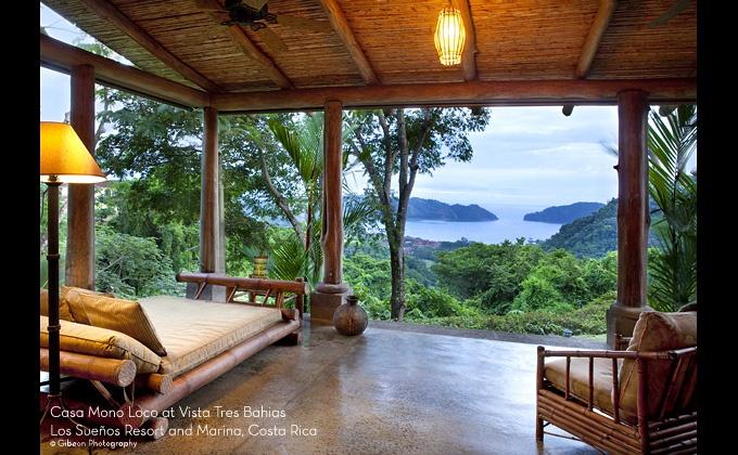 Costa Rica Vacation Rental - Casa Mono Loco in Los Suenos through Costa Rica Dream Makers