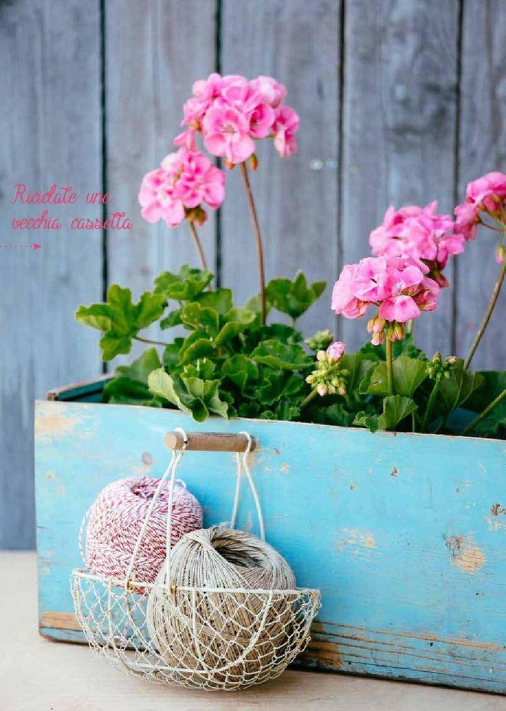 78 idee su decorazioni da giardino su pinterest - Idee decorazioni giardino ...