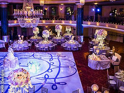 InterContinental Chicago Wedding Hotels Downtown Venues