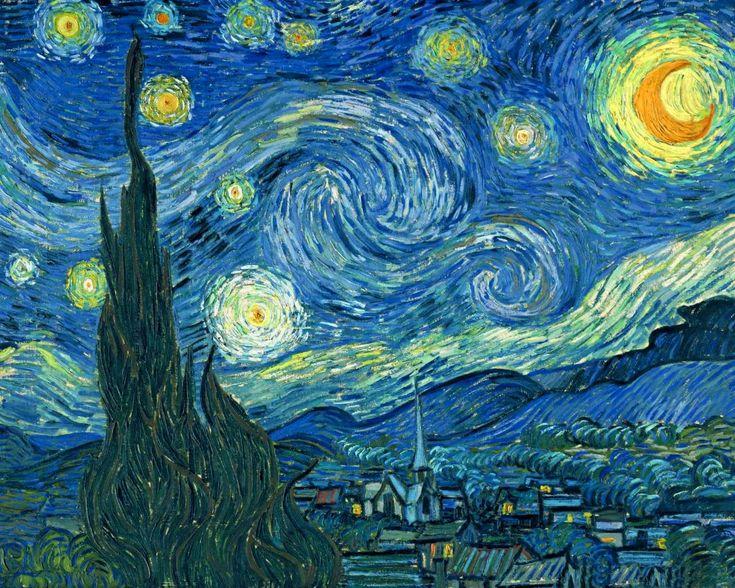 Notte stellata - V. Van Gogh