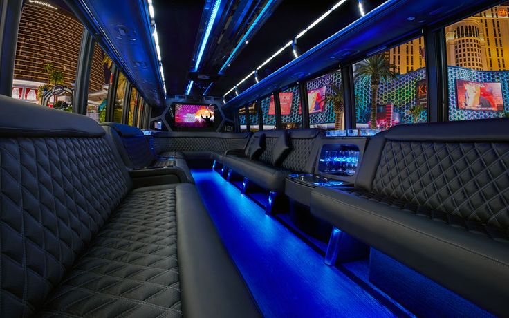 Party Bus Boston | Party Bus Rental in MA