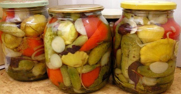 Befőttek, kompótok, savanyúság receptek » Blog Archive » Különleges savanyúság lé, amit bármilyen zöldségből készült savanyúság eltevéséhez használhatsz!