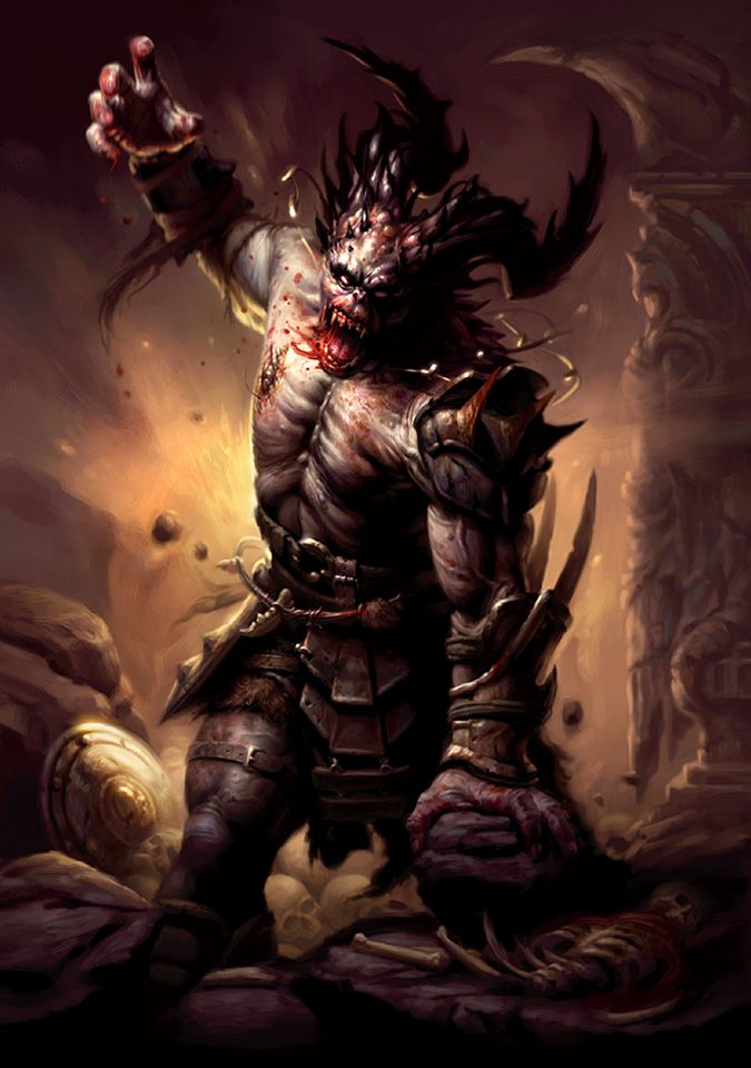These are my favorite enemy in Dragon Age Origins. Second only to High…