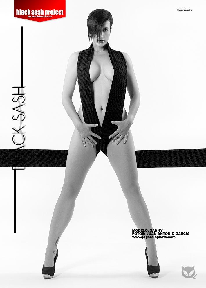 Black Sash Project presenta a Sanny en Shock Magazine®