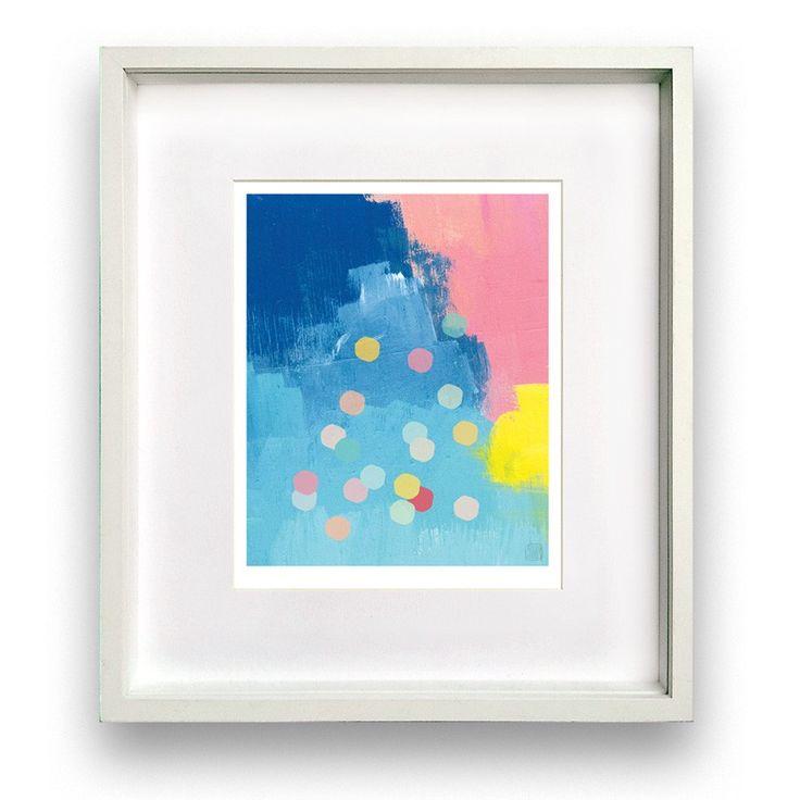 Confetti - Art Print via Print Space