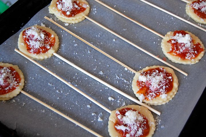 Bonjour Darling - Blog Illustration, Cuisine et DIY Bordeaux: Italie #2 : Minis Pizzas Pops