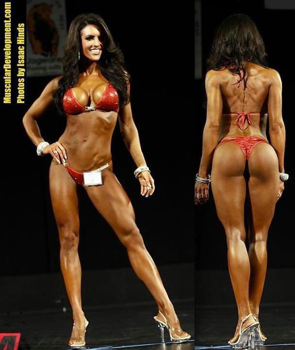 Amanda Latona 1st Place Sacto Pro