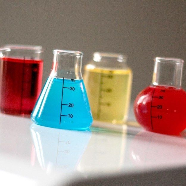 Chemistry shot glasses, £15 | 48 Lovely Little Stocking Fillers Under £15