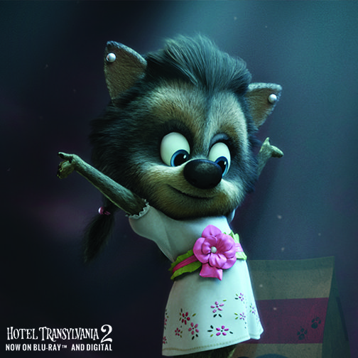 Drac's pack is back for a brand new adventure! See Hotel Transylvania 2 in theaters September 25, 2015