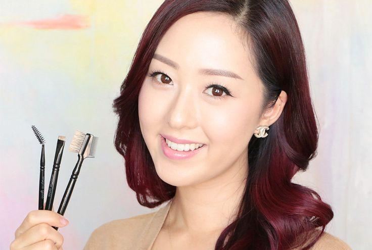 Straight Talk: Would you try this Korean eyebrow trend? | Beautylish