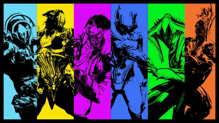 #Warframe Primes Wallpaper by aleco247