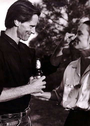 Sam Shepard & Jessica Lange | Great Photographs of Cool ...