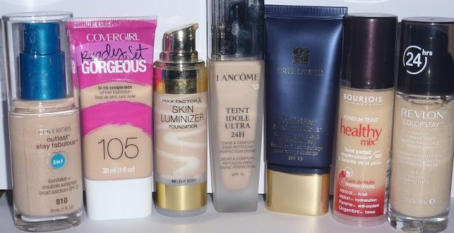 Foundation for pale/fair skin tone - check out why I love them here http://danniibeauty.blogspot.com.au/2015/06/danniibeautys-favourite-foundations-for.html