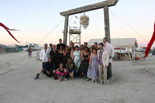 burning man gate