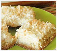 HAWAIIAN CHEESECAKE BARS | Easy Recipes to Do