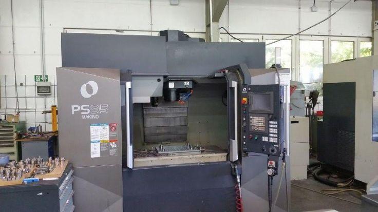 Centro di lavoro verticale Makino PS 95